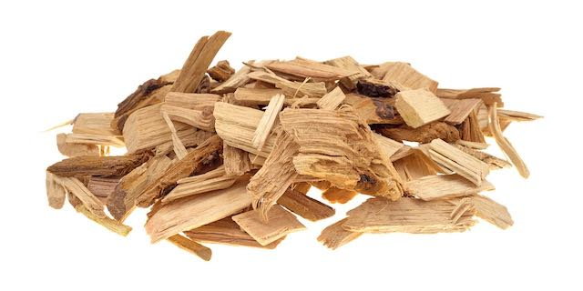Wood chip fuel supplier for the biomass central heating system in the UK