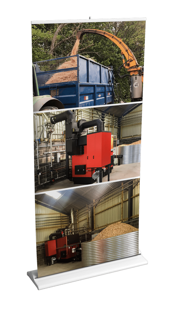 Tree service by Woodyfuel brings cutting edge wood chipping technology and is sustainable