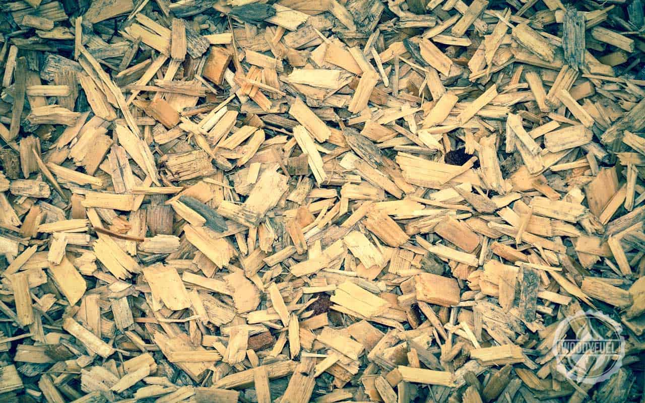 wood chip high quality moisture content 20%