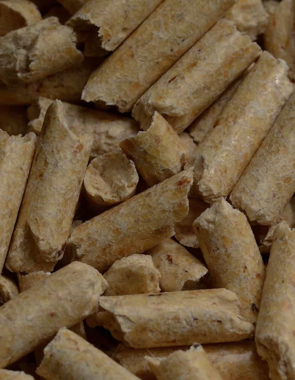 Wood pellet woodyfuel