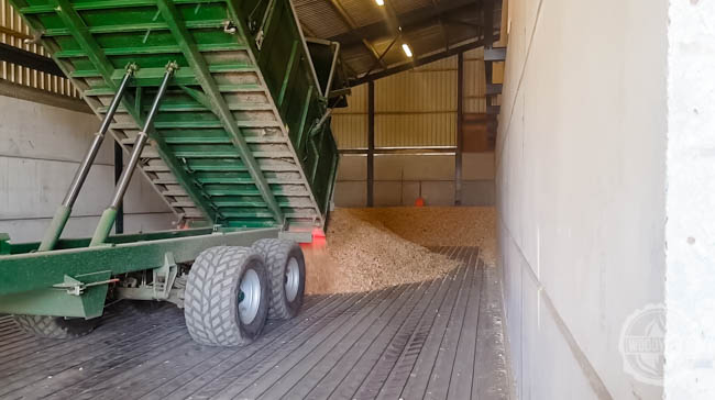Wood fuel supply for small, medium and large companies in the UK