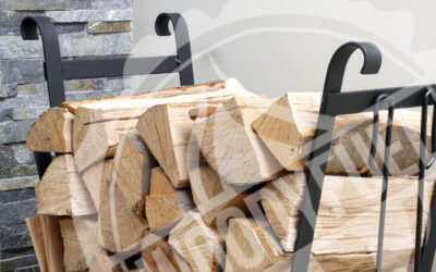 Firewood logs as a source of renewable energy