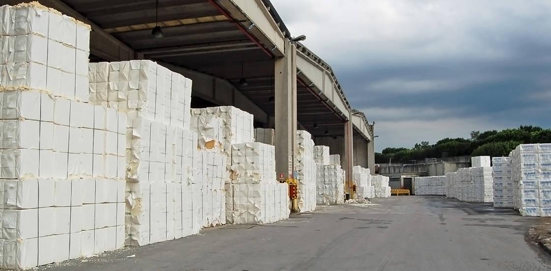 Wood industry cardboard production