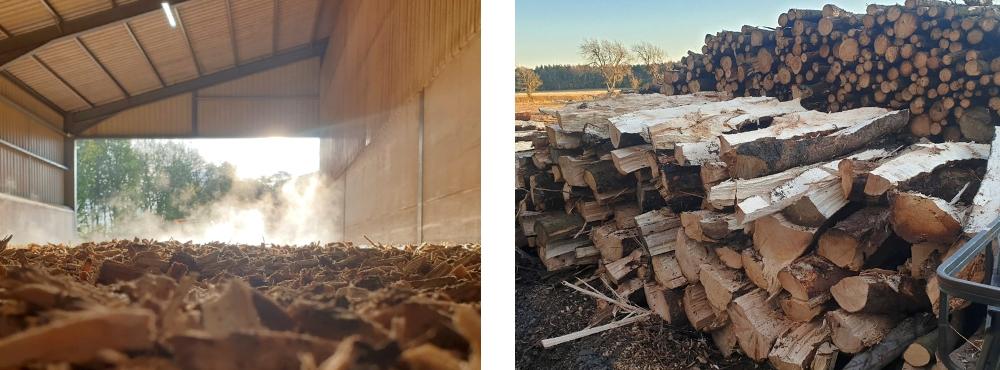 wood fibre supplier