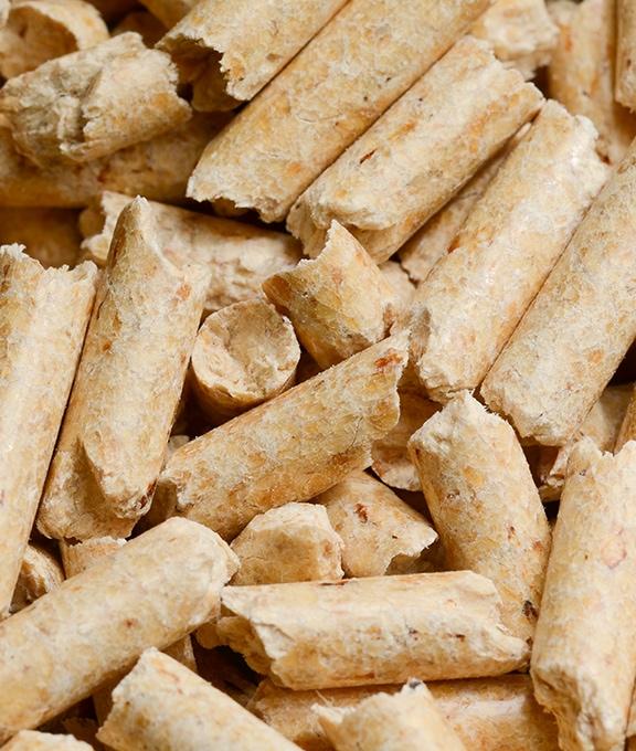 wood pellet supply