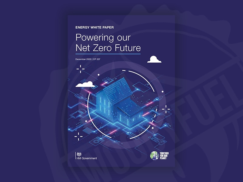 Energy white paper: Powering our net zero future
