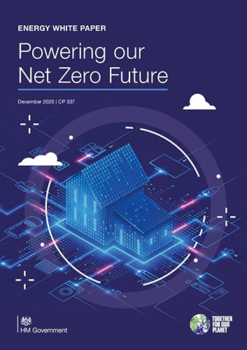powering our net zero future white paper