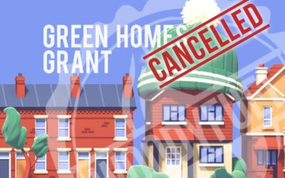 Green Homes Grant scheme cancelled